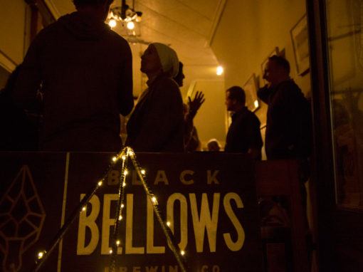 Photo Highlights – Black Bellows craft beer tasting at Espresso Post